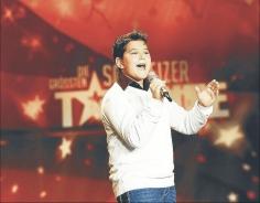 Gjon Muharremaj Talent suisse 2